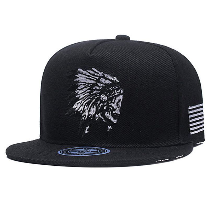 2020 New Men Womens Skull Embroidery Baseball Cap Hip Hop Caps Leather Sun Hat Snapback Hats Bone Garros
