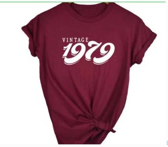 vintage 1979 tshirt women plus size japanese tee harajuku adventure time o-neck casual 90s thanksgiving woman clothes