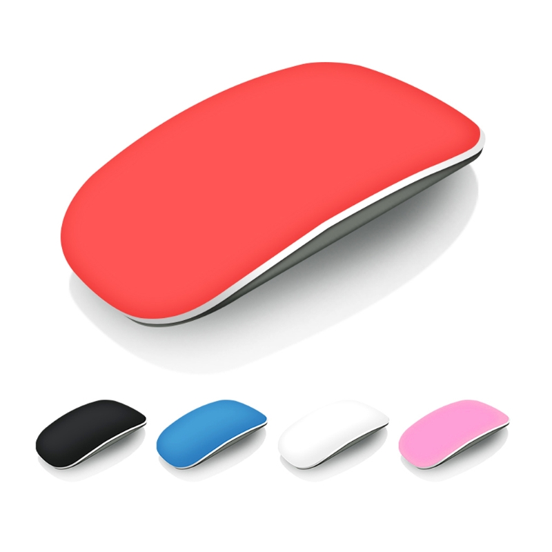 Soft Ultra-thin Coque Skin Cover For Apple Magic Mouse Case Silicon Solid Cover C90F