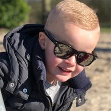 Kids Sunglasses Uv-400-Protection Hot-Sale Children Fashion Boys for Girls Eyewares-Coating-Lens