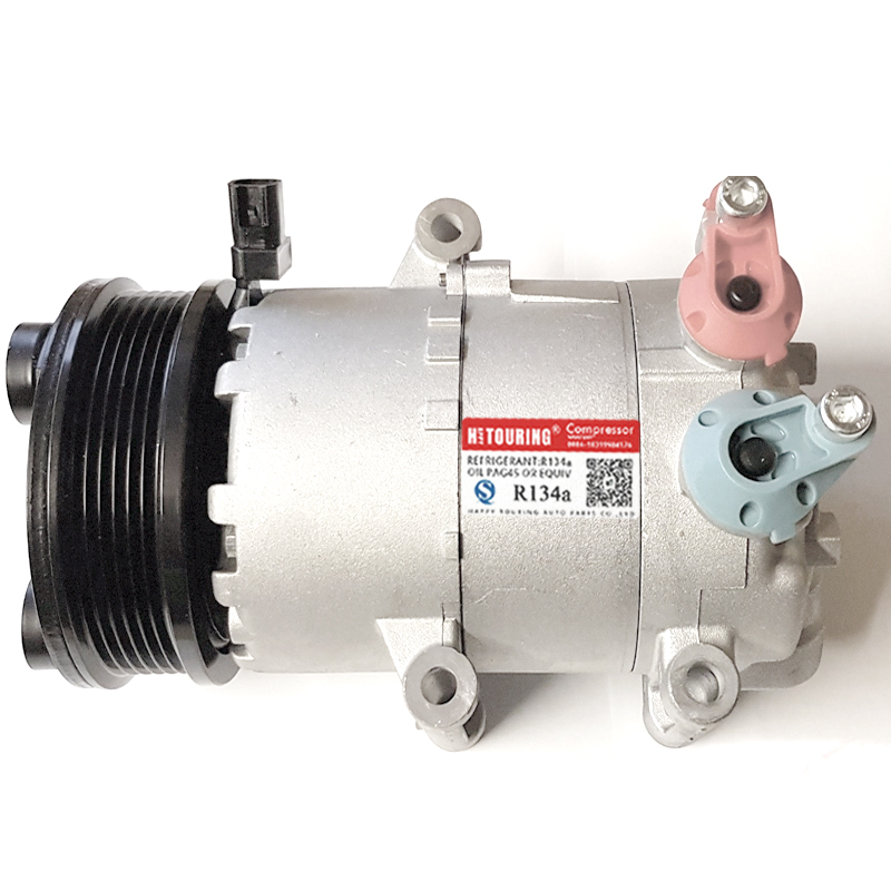 For air conditioner compressor FORD MONDEO MK4 GALAXY S-MAX VOLVO V70 6G9119D629DB 6G911D629DC 6G911D629DD 6G9119D629DE 1791009