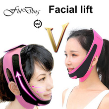 Delicate Face Lift Tool Facial Thin Slimming Bandage Skin Care tool Belt Shape And Lift Reduce Double Chin Face Slimming Band