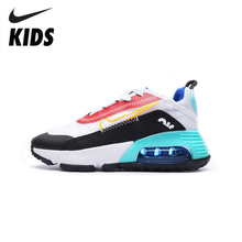 Nike Air Max 2090 New Arrival Kids Shoes Original Sports Lightweight Air Cushion Children Shoes #CT7698 yaluzu new top cover case for lcd top cover for acer v5 552 v5 573 v5 572 v5 573pg top rear lcd lid cover case lcd back cover