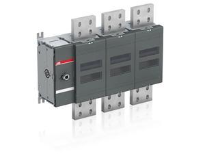 ABB OT4000E03 Выключатель-разъединитель 3Р 3800А без рукоятки 1SCA124847R1001