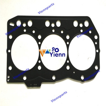 3TNV82A 3TNV82 Cylinder Head Gasket 19812-01330 For Yanmar 3TNV82A-XBVA 3TNV82A-SDB 3TNV82A-BMBB 3TNV82A-DCR Engine Repair Parts