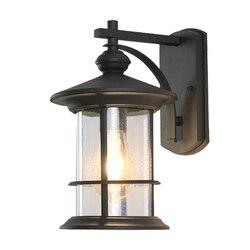 Amerikanischen Antiken Lampen Im Freien Wasserdichte Wand Lampen Gang Außerhalb Licht led Wand Lampen Villa Schaufenster Tür Außen Beleuchtung