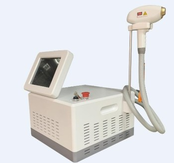 Portable 808nm diode laser machine for hair removal & skin rejuvenation/chassis 808nm hair removal machine фото