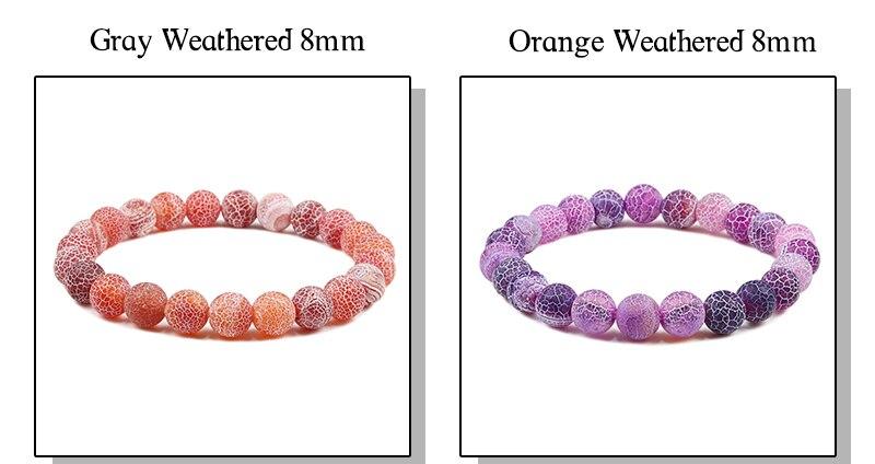 Bracelet pierre naturelle Mixte | oko oko