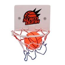Портативный Забавный Мини-Баскетбольный обруч, набор игрушек для дома, фанаты баскетбола, спортивная игра, набор игрушек для детей, детей, взрослых