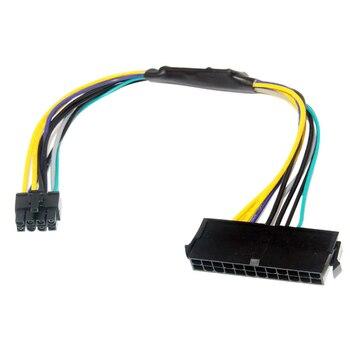 24P 8P estable línea de adaptador de profesional computadora Cable de alimentación ATX placa base para Dell Optiplex 3020