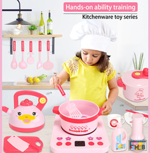 Kitchenware Series Toys To Cultivate Baby Hands-on Ability Montessori Teaching Aids цена в Москве и Питере