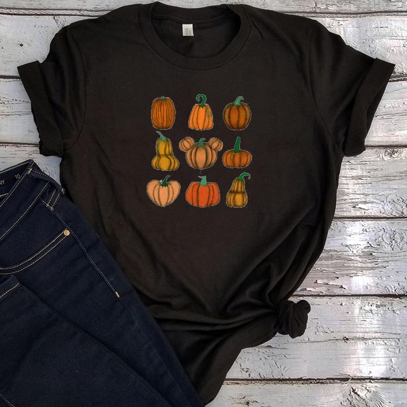 Купить осенний свитер на хэллоуин пуловеры с принтом больших размеров