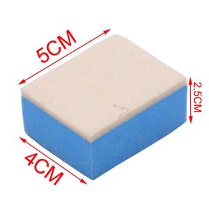 Image 4 - 10PCS Car Magic Sponge Polishing Wool Wipe Bar Eraser Remove Wax Film Shellac Wipe Degreasing Cleaning For Windshield, Leather