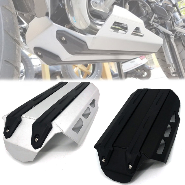 Motorcycle Frame Engine Guard Skid Plate Bash Plate Chassis Protector For BMW R1200GS R 1200GS 1200 ADV Adventure LC 2013 2019