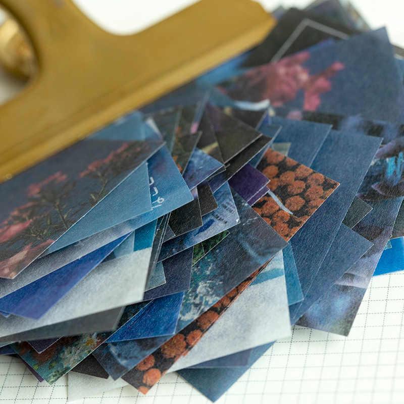 100 unids/set Ins estilo Bullet diario pegatinas de papel decorativas para escribir Scrapbooking Stick etiqueta diario papelería pegatinas para álbum