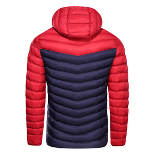 Image 4 - 2020 חדש גברים של חורף מעיל מעיל ברדס אופנה Parka גברים לעבות מעיל באיכות גבוהה זכר למעלה Slim Fit מותג איש חם מעילים