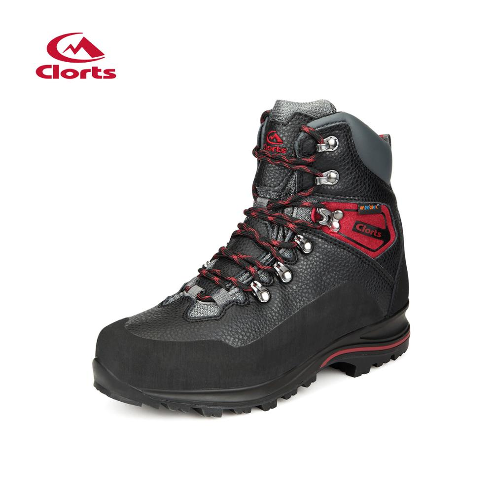 Clorts Mens High Top Hiking Boots 2020