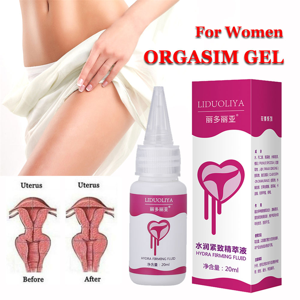 Woman Intense Orgasm Gel Enhance Tightening Oil Libido Spray Vaginal Sex Drops Exciter Female Vagina Shrinking Sex Stimulant