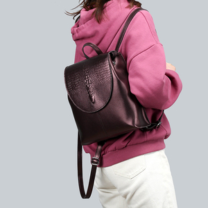 Новинка 2020, женский рюкзак, высокое качество, кожаный бренд, женские рюкзаки, высокое качество, школьный рюкзак, большая вместительность, школьная сумка, дорожная сумка
