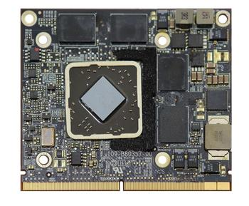 Original Radeon HD4670 HD4670M 256MB tarjeta gráfica foriMac 2010 2009 A1312 A1311 109-B80357-00 vídeo VGA Card 216-0729051