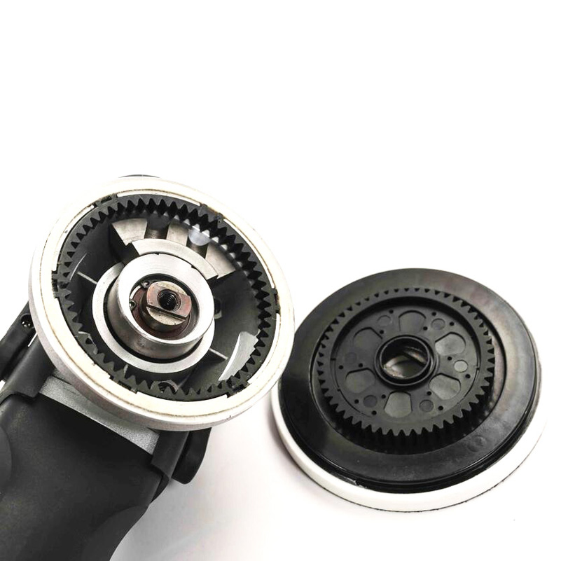 As Same Rotation 8mm Type Forced 3401  Orbital Action Polisher Thread Throw DA Flex Flex 1200w Dual Vrg Good Random Xc