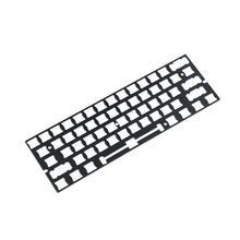 ANSI Costar stabilizatörler PCB stabilizatörler anodize alüminyum konumlandırma kurulu plaka desteği GH60 60% klavye DIY