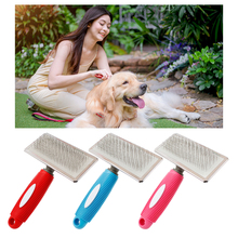 2020 New Efficiently Reduces Shedding and Removes Mats Tangles Knots for Dogs & Cats