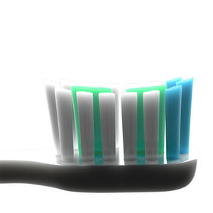Image 5 - Original meizu sonic escova de dentes elétrica controle recarregável ultra sonic escova de dentes ipx7 waterproofwireless carregamento