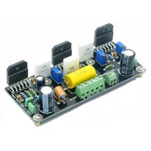 LM3886 x3 Parallel 150W 4Ω-8Ω Assembly Pure DC Mono Power AMP Amplifier Board lm3886 68w 68w stereo amplifier board 3pcs total
