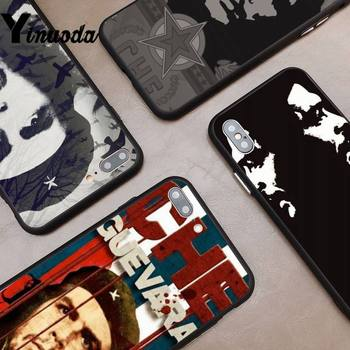 Yinuoda Che Guevara Phone Case cover For iPhone 6 6S Plus 5 5S SE coque for iPhone XR 11 Pro Promax image