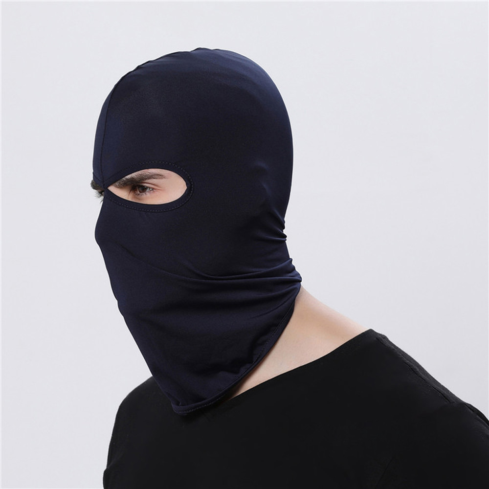 Mask Full Face Mask Fleece Cap Balaclava Neck Warmer Hood Winter Sports Ski Men Women Tactical Mask Men Mask Sun Motorcycle Mask