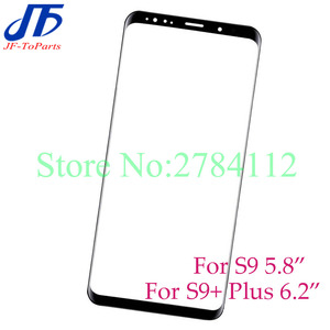 "Image 3 - 10 stuks Touch panel Vervanging Voor Samsung Galaxy S8 G950 G950F 5.8 ""/S8 + Plus G955 6.2"" zwarte Voorkant Outer Glas OCA Lens Cover"