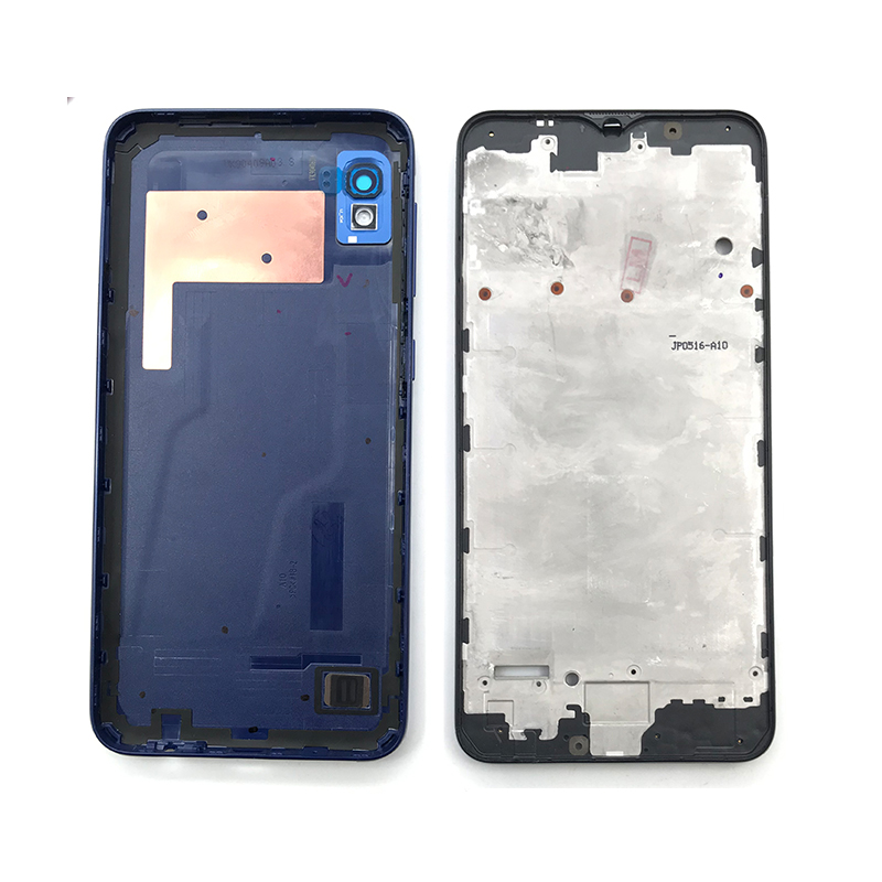 Back Glass Rear Cover Battery Door Housing Front For Samsung A10 A105 Housing Battery Back Cover