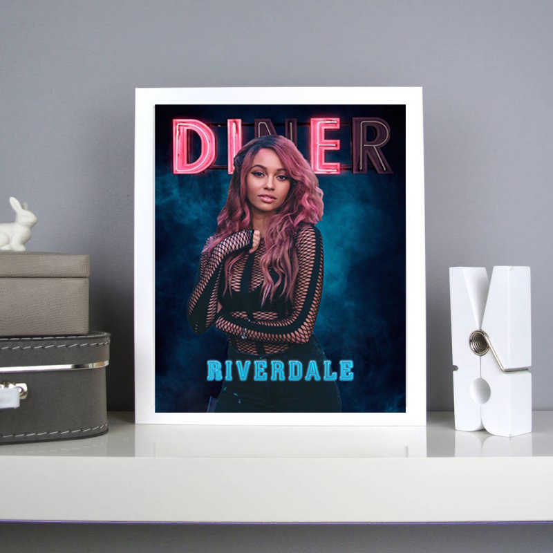 Riverdale TV Posters Wall Art Canvas Painting Picture Print For Living Room Modern Bedroom Home Decoration Framework