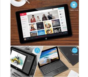 Image 5 - ALLDOCUBE iWork10 Pro Windows Tablet 10.1 inç 4GB RAM 64GB ROM Atom Windows 10 Android 5.1 dört çekirdekli HDMI çift Sys