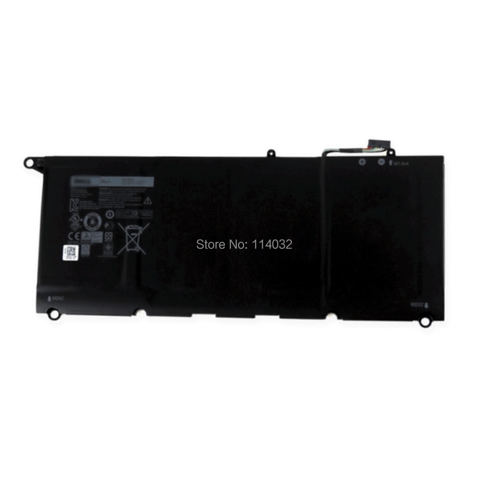 7.6V 56WH Laptop battery for dell XPS 13 9343 9350 13D-9343 JHXPY 0N7T6 90V7W JD25G 5K9CP computer batteries original works well image