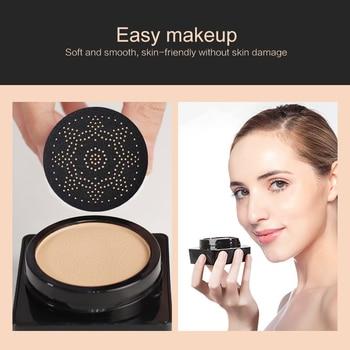 CC BB Cream Make UpAir Cushion Mushroom Head Concealer Moisturizing Foundation Korean Cosmetics Maquillaje Coreano Makeup TSLM1 1