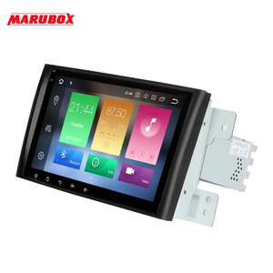Image 2 - MARUBOX per Suzuki Grand Vitara, escudo 2005 2016 Car Multimedia Player Android 9 GPS Car Audio Radio Auto 8 Core DSP