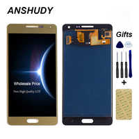For Samsung Galaxy A5 2015 A500F A500FU A500 LCD Display Touch Screen Assembly For A500 A5000 A500M A500Y A500FQ display