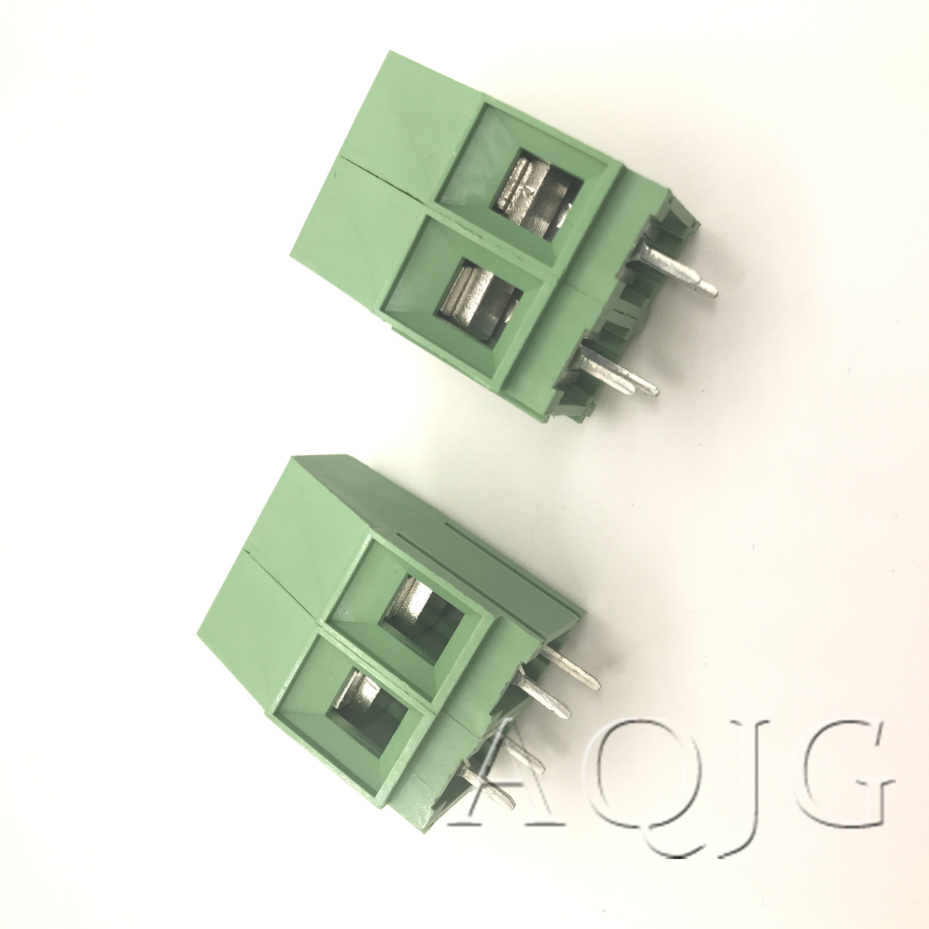 100Pcs Lot KF129 3Pin 5 08mm pitch Terminal Connectors PCB terminal 2 pin 3P 300V 25A in Terminals from Home Improvement