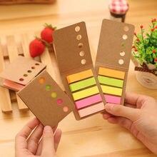 5 цветов радужная наклейка для блокнота журнала винтажная Складная