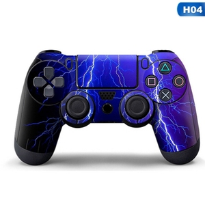 Image 5 - Sky Full Cover Controller Stickers For Playstation 4 Dualshock 4 Gamepad Vinyl Skins Decals Play Station 4 Skin