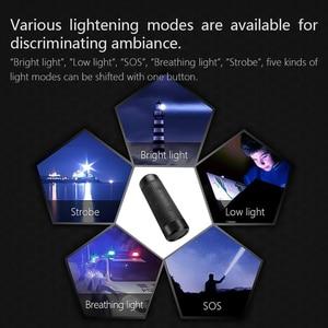 Image 5 - kebidu Portable Jakcom OS2 Outdoor Bluetooth Speaker Waterproof 5200mAh Power Bank Bicycle Subwoofer Bass LED light+Bike Mount