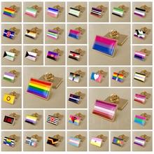 Значок для гомосексуалистов-трансгендеров, девушек, лесбиянок, бисексуалов