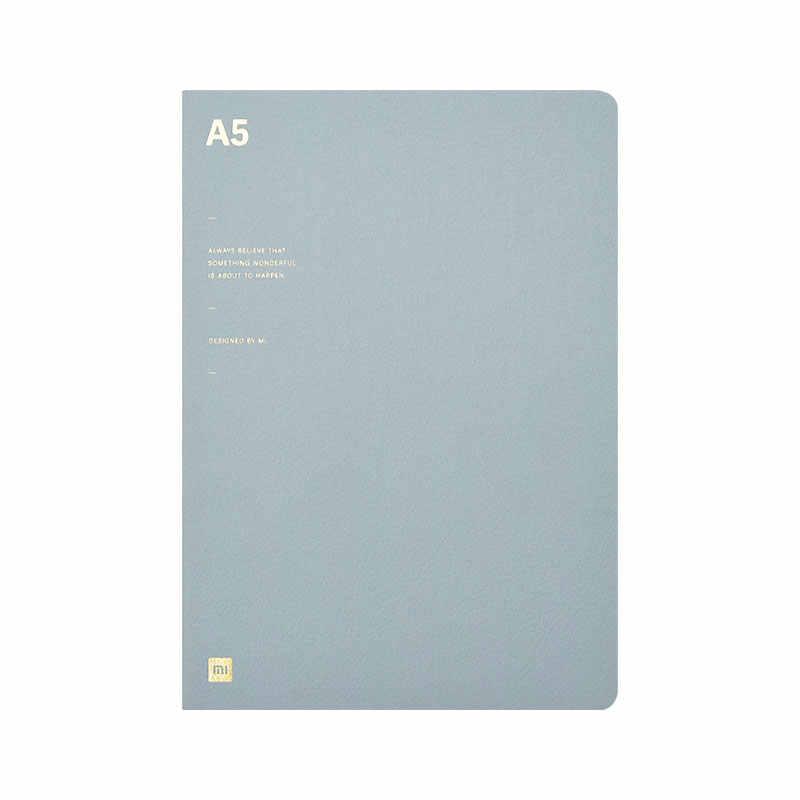 オリジナル xiaomi 64 ページのノート mi 本個人日記プランナーハードカバー 2019 オフィス週間スケジュールブック 80 グラム daolin 紙