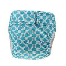 7 цветов на выбор, дизайн, водонепроницаемые тканевые подгузники для взрослых, подгузники, Подгузники(1 подгузник+ 1 вставка