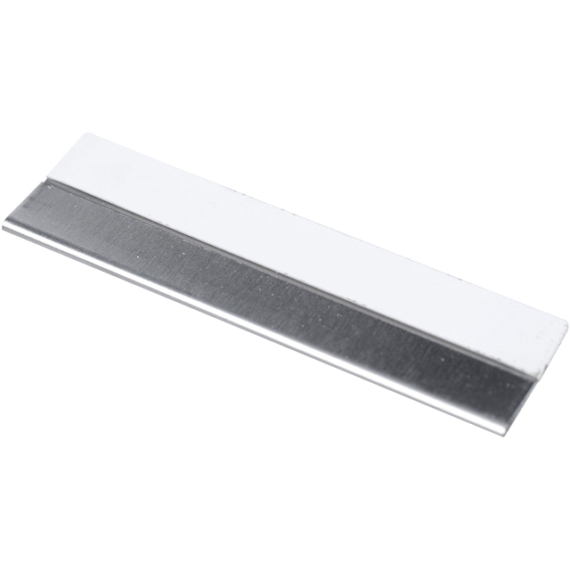 10 Pcs Stainless Steel Straight Edge Shaving Razor Blade 1