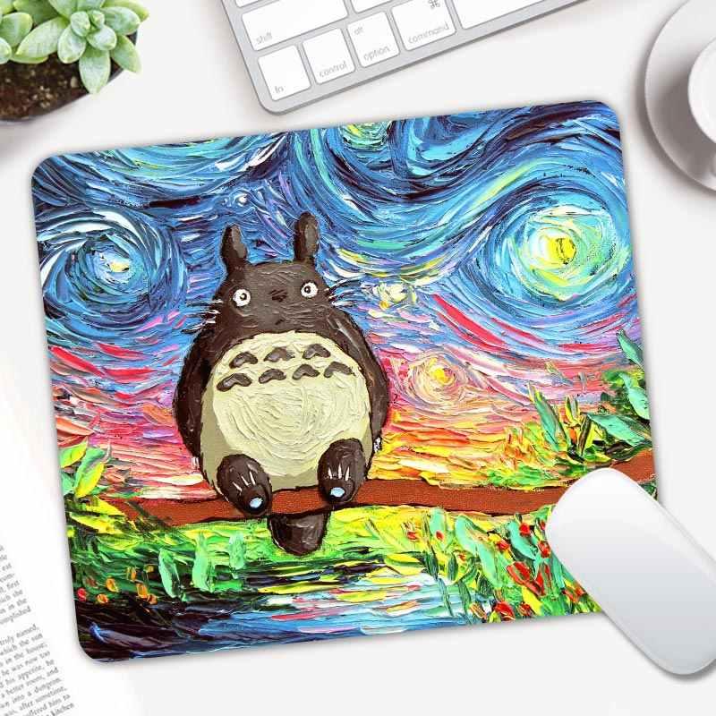 アニメとなりのトトロマウスゲーミングマウスパッドゲーマーコンピュータマウスパッドゲームキーボードマウスマット子供のギフト