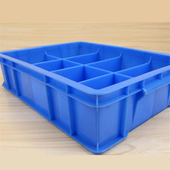 Classification Component Box Multi-grid Electronic Combined Plastxic Screw Box Storage Thickened Parts Box