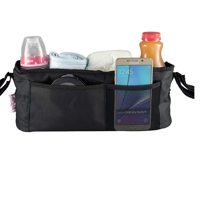 New Style Baby Stroller Bag Cart Bag Stroller Bag Feeder Bottle Bag Trolley Diaper Bag